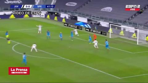 Juventus 3 - 0 Spezia (Serie A)