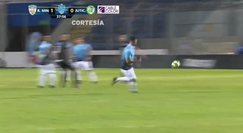 Real de Minas cae ante Juticalpa 1 - 2