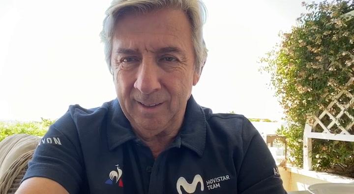 """Eusebio Unzué: """"Esta Vuelta a Burgos es vital para el ciclismo"""""""