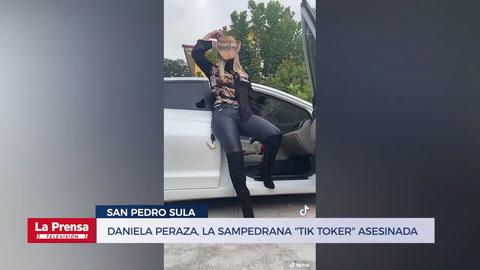 Daniela Peraza, la sampedrana tik toker asesinada y abandonada en solar baldío