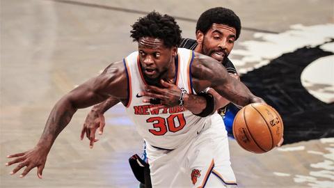 How many games will Knicks and Nets win next season?