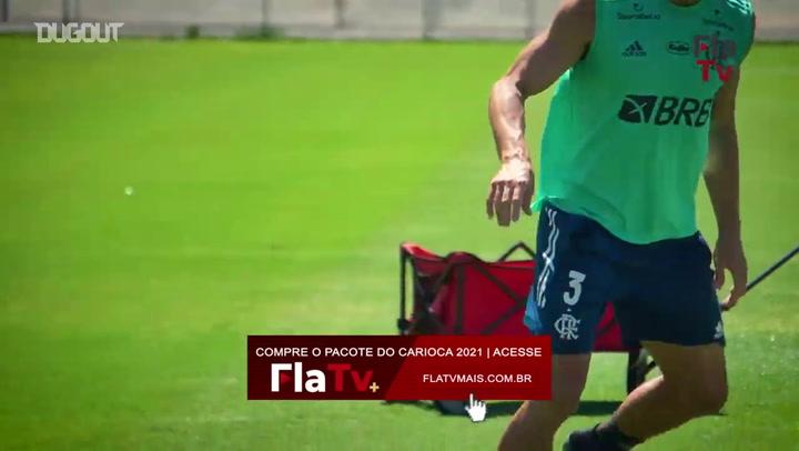 Flamengo preparado para duelo decisivo contra o São Paulo