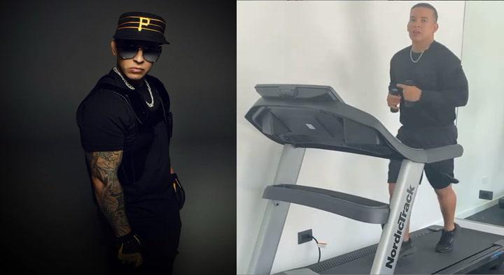Daddy Yankee confiesa que aumentó más de 20 kilos por la pandemia