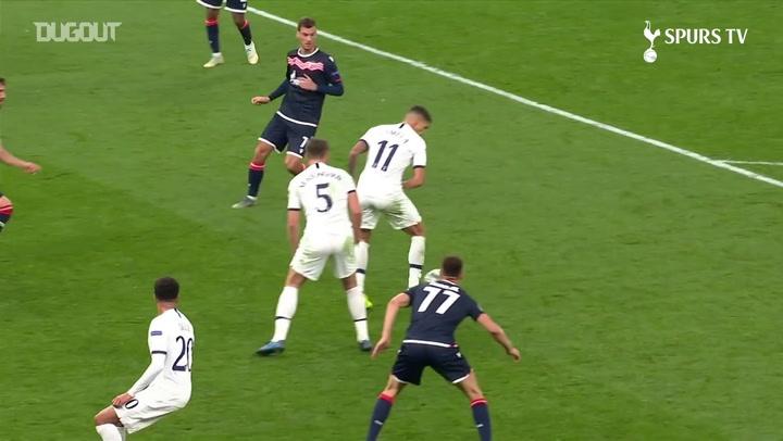 Los mejores goles de los Spurs en el Tottenham Hotspur Stadium