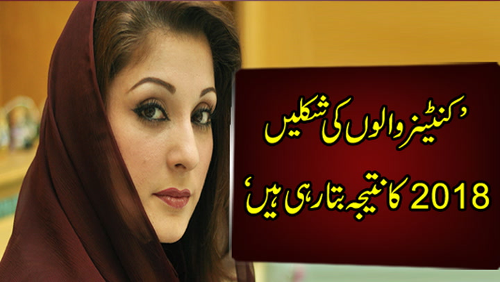 Public defeated the whole battalion of conspirators a night before yesterday: Maryam Safdar