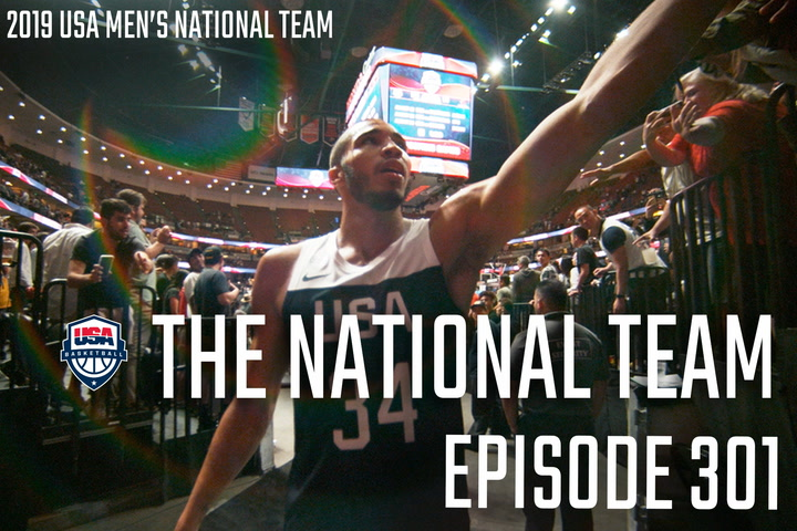 Building A Team: Episode 301 // The USA Men's National Team Digital Series