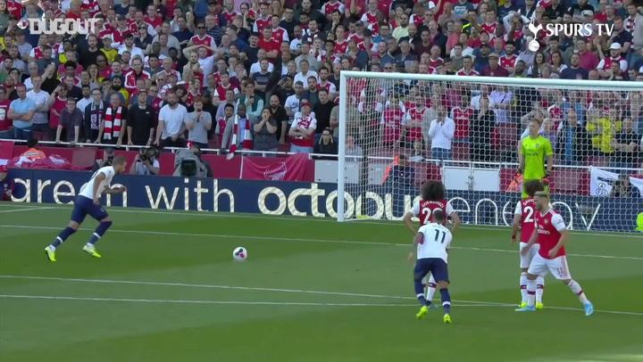 Semua Gol Harry Kane di Premier League (2019-20)