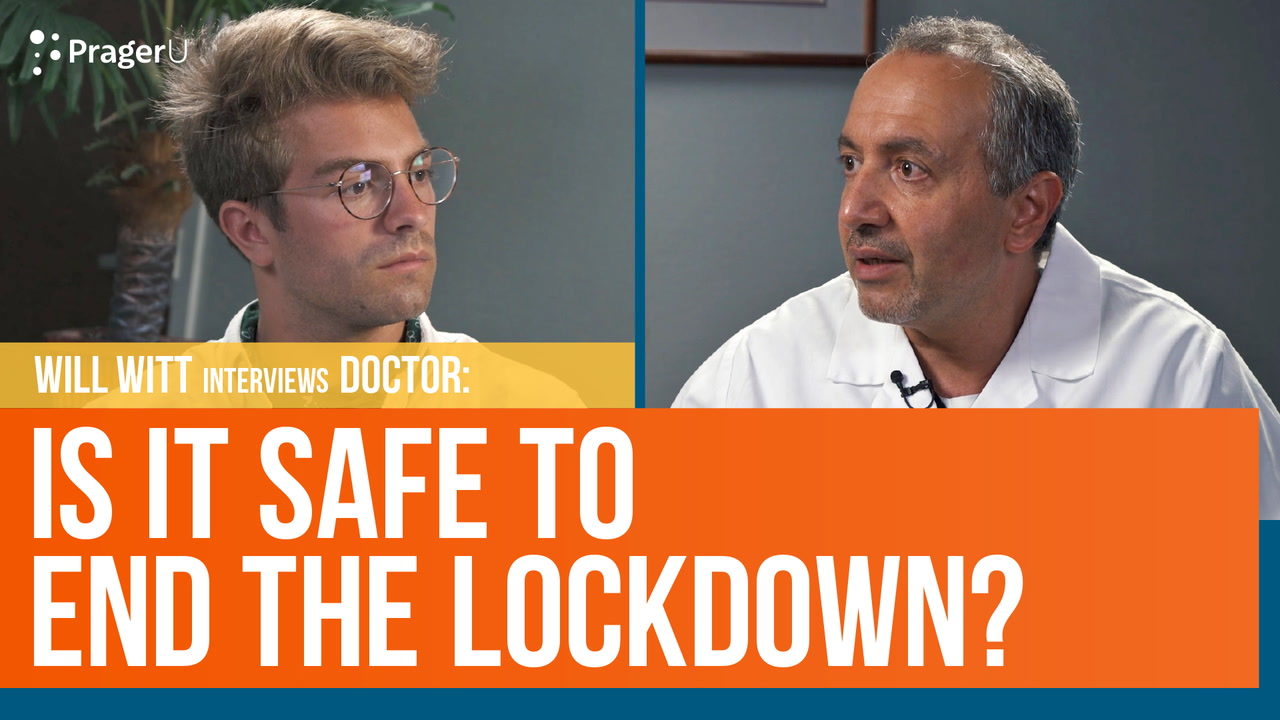 Is It Safe to End the Lockdown?