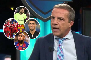 Cristóbal Soria se destapa: ¿Real Madrid campeón?
