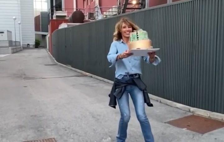 Emma García celebra su cumpleaños