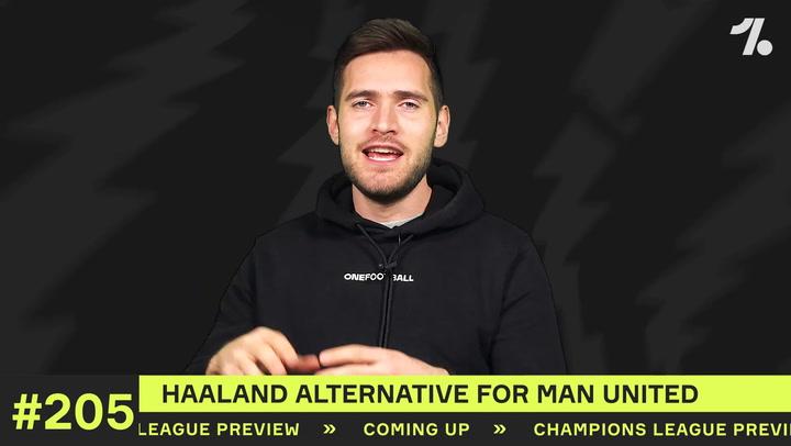 Forget Haaland! Rio Ferdinand names ALTERNATIVE option for Man Utd