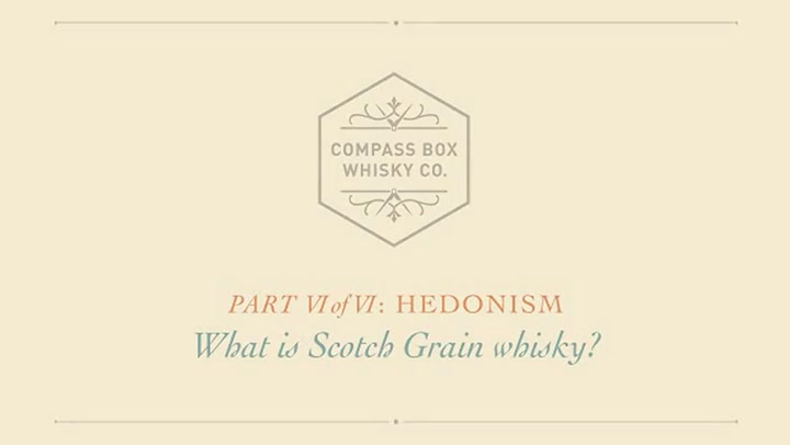 Preview image of The Compass Box Hedonism Scotch Whisky, 750ml video