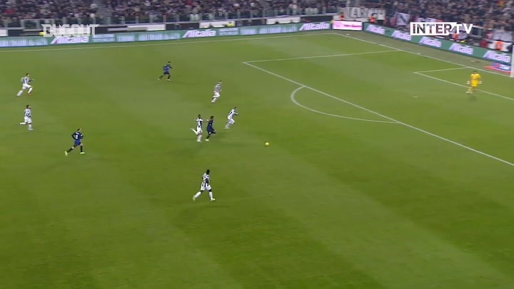 Inter's Top Five Goals At Juventus