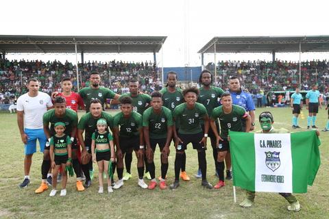 Atlético Pinares 2-1 Santos FC (Liga de Ascenso)