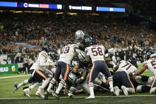 Raiders Win in London, Beat Bears 24-21 – Video