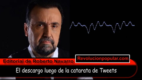 Despidieron al periodista Roberto Navarro del canal C5N: El gobierno lo logró