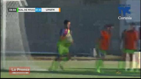 Video: Real de Minas 1-0 UPN (Liga Nacional de Honduras)