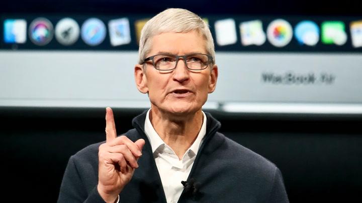 How Apple makes its keynote presentations so engaging