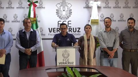 México: Hallan 36 posibles fosas clandestinas en Veracruz