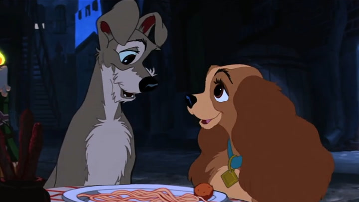 Lady and the Tramp - DVD Clip No. 1