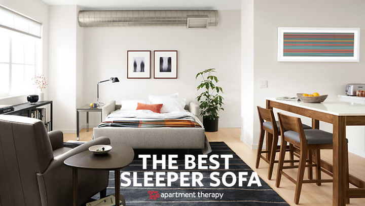 The Guide: Sleeper Sofas