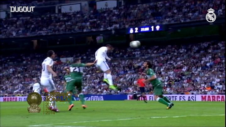 Throwback: Cristiano Ronaldo's Third Ballon d'Or