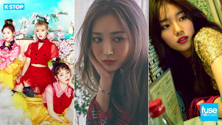 Girl's Day, Winner, Oh My Girl, and Suzy's Contract With JYP Expires: K Stop