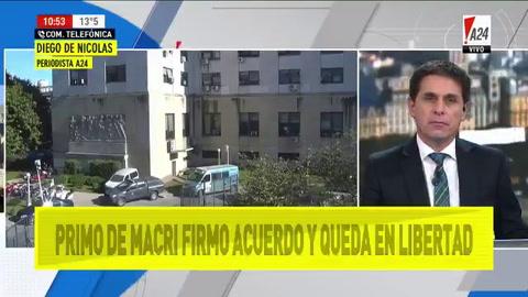 Calcaterra confesó que pagó dinero a funcionarios kirchneristas