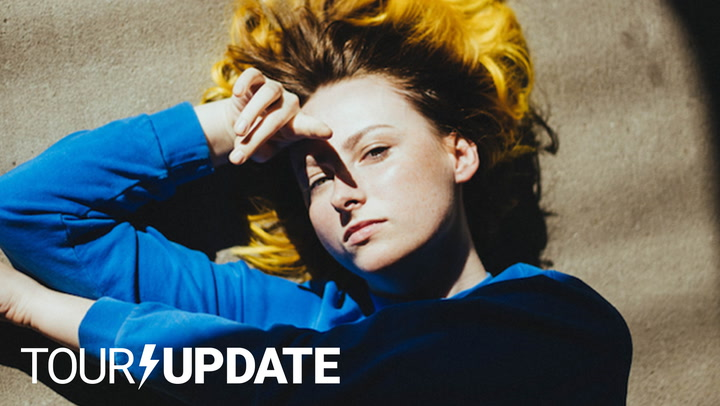 Tessa Violet Tour Update : Educates Us On Her Setlist