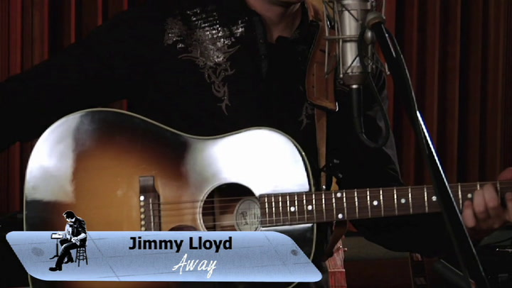Jimmy Lloyd performs Away on The Jimmy Lloyd Songwriter Showcase
