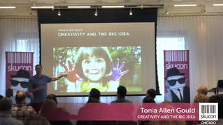 skucon with Tonia Allen Gould