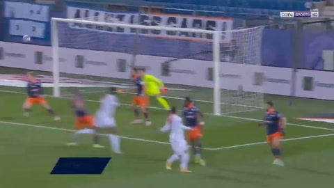 Montpellier 2-3 Mónaco (Ligue 1)