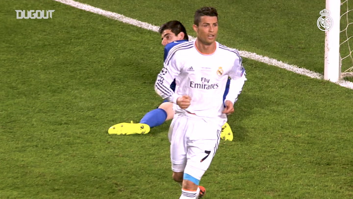 Real Madrid win 'La Décima' in Lisbon