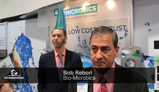 IBS video:  Innovative products revolutionze waste water treatment