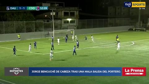 Olimpia remonta y está venciendo al Árabe Unido en la Copa Premier Centroamericana