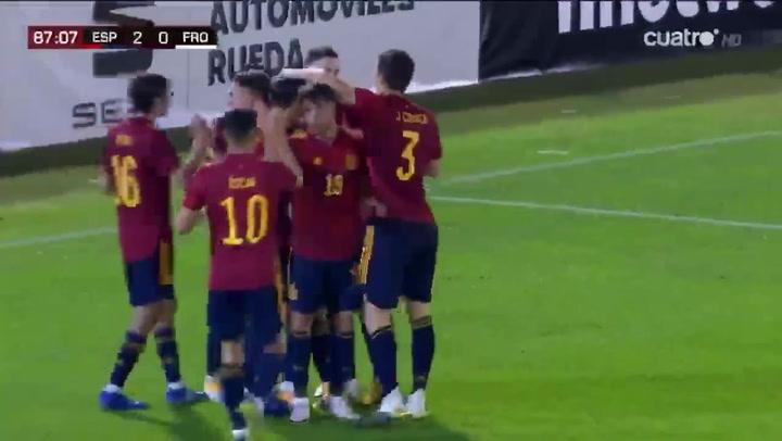 España-Islas Feroe sub 21 2-0