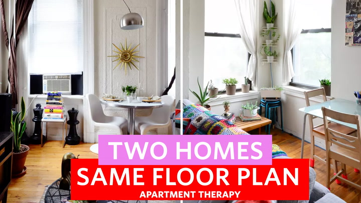 a brooklyn railroad apartment with serious style | apartment therapy