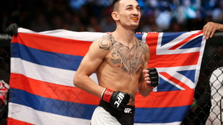 Holloway was willing to fight at lightweight at UFC 218