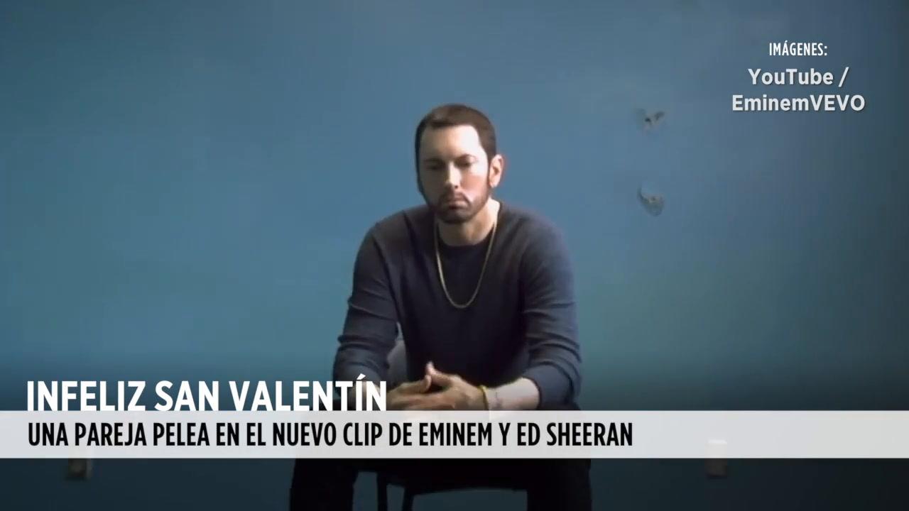 Ed Sheeran y Eminem