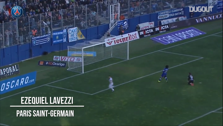 BEST FORWARDS: EZEQUIEL LAVEZZI