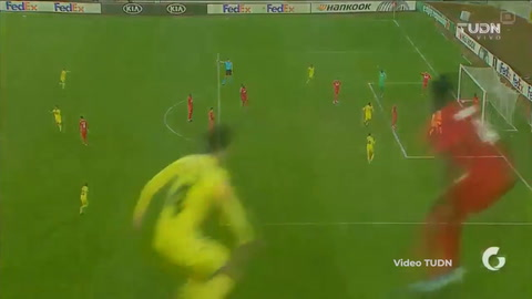 Sivasspor 0-1 Villarreal (Europa League)