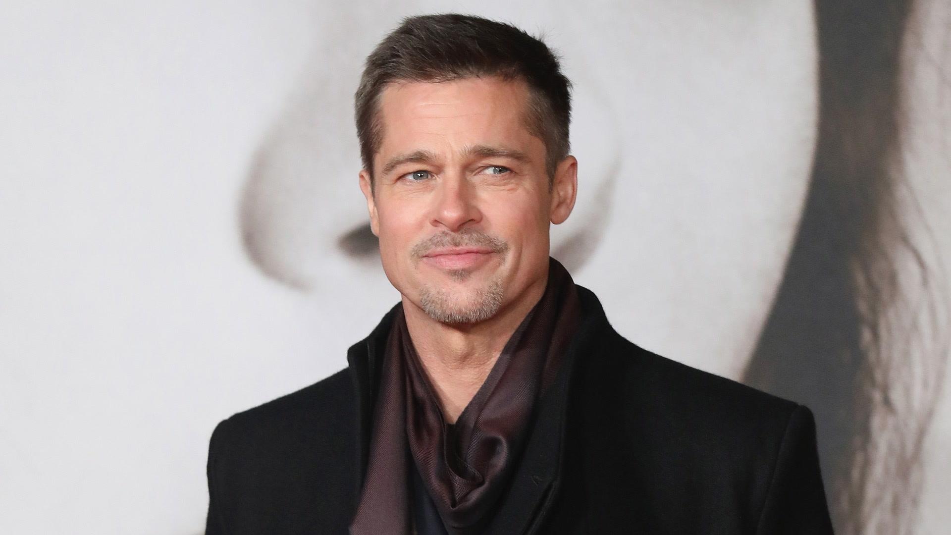 Brad Pitt, la gran leyenda de pasión de Hollywood
