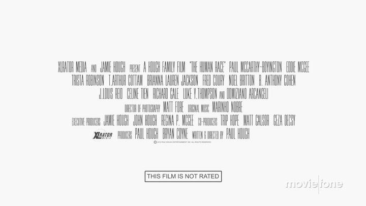 The Human Race- Trailer No. 1
