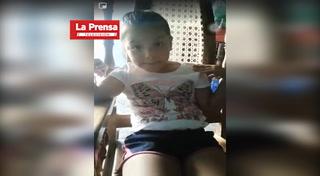 Niña que murió por dengue en San Pedro Sula soñaba con ser doctora