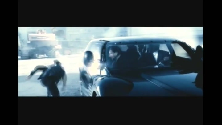 Greatest Moments: Tom Cruise in Minority Report