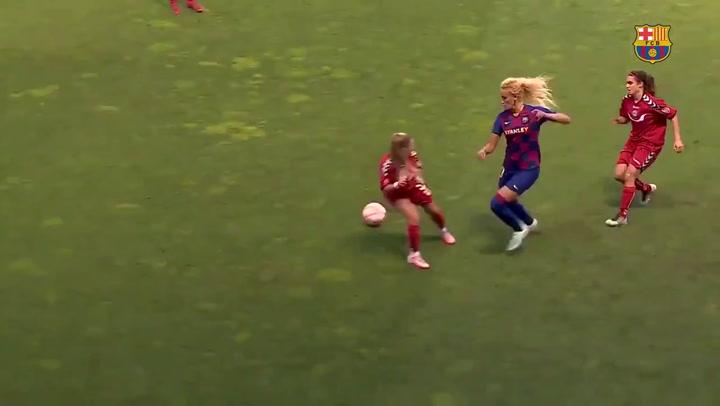 Kheira Hamraoui renueva con el FC Barcelona