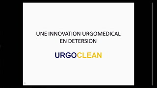 Une innovation UrgoMedical dans la détersion : UrgoClean
