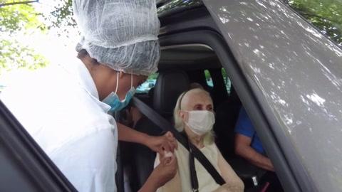Las variantes más peligrosas del coronavirus avanzan con fuerza por Brasil