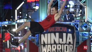 American Ninja Warrior Comes To Las Vegas – VIDEO