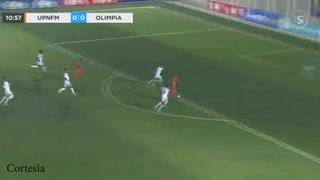 Kilmar Peña pone a ganar a los Lobos sobre el Olimpia en Choluteca